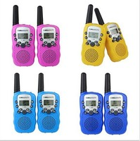 Best radio as gift 2 pcs T-388 mini radio transmitters for sale walking talking two way radio