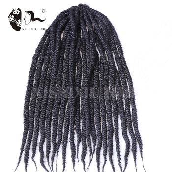 Xishixiu Hair Synthetic Crochet Braids Hair Twisthavana Mambo Twist