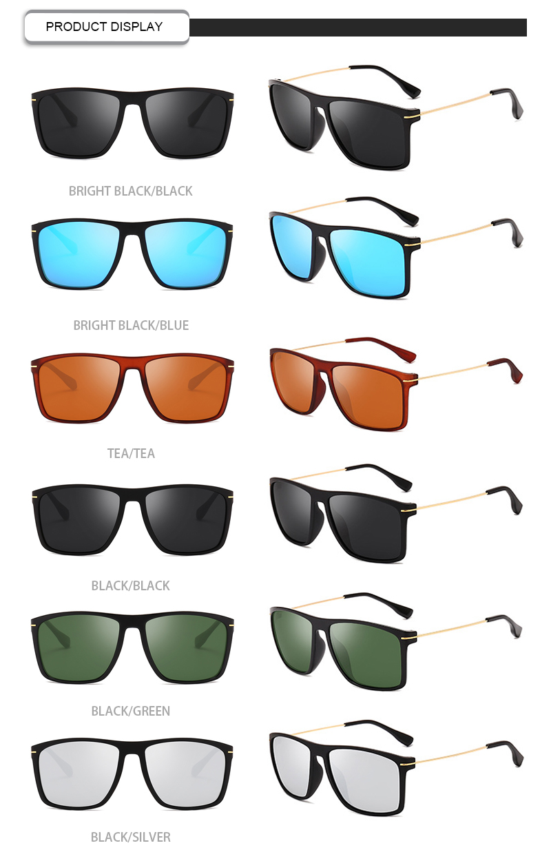 Fuqian guys sunglasses Suppliers for driving-13