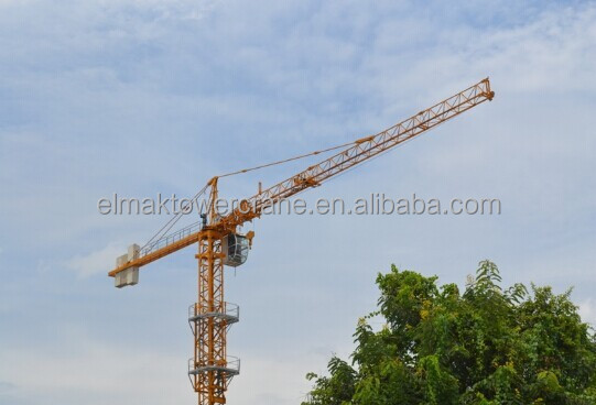 MC50A Tower crane/small tower crane