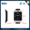Newest style 3G phone call Wifi android 4.4 S8 smart watch gps