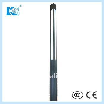 Perfect IP65 European Outdoor T5 Garden Lighting Pole