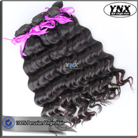 2016 hot sale product 100% natural wave virgin hair hair extensions peruvian natural wave