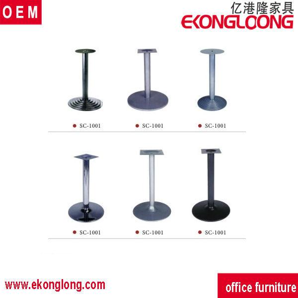 Metal Pedestal Table Base /metal Furniture Legs SC 1014