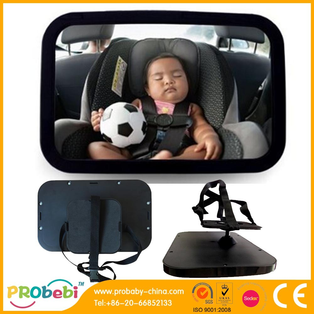 Baby Back Seat Car Mirror Care Photo