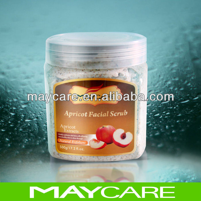 Apricot Lifting & Firming Body Scrub