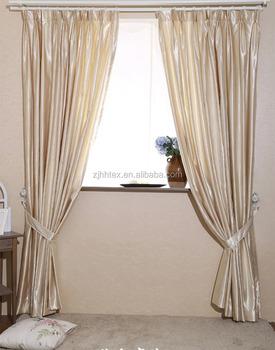 cheap satin curtain fabric roll sheer curtain fabric malaysia