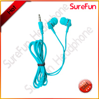 2013 fashion dj earphones design with best price for portable media player and computer