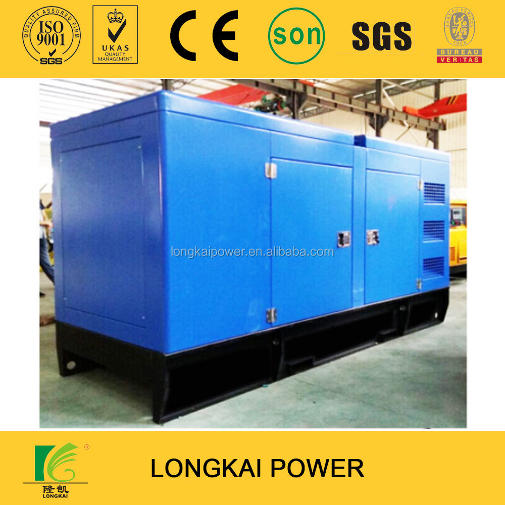 Lovol Diesel Generator Set Prime 20kw to 110kw, 50hz for frequency