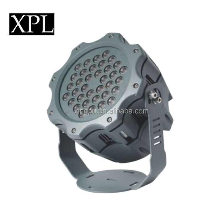 Hot selling 72W Outdoor lighting led lighting 72W dmx rgb <strong>flood</strong> light led floodlight