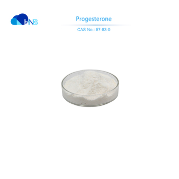 High purity best price medical intermediate Progesterone powder CAS NO: 57-83-0 Progesterone cream