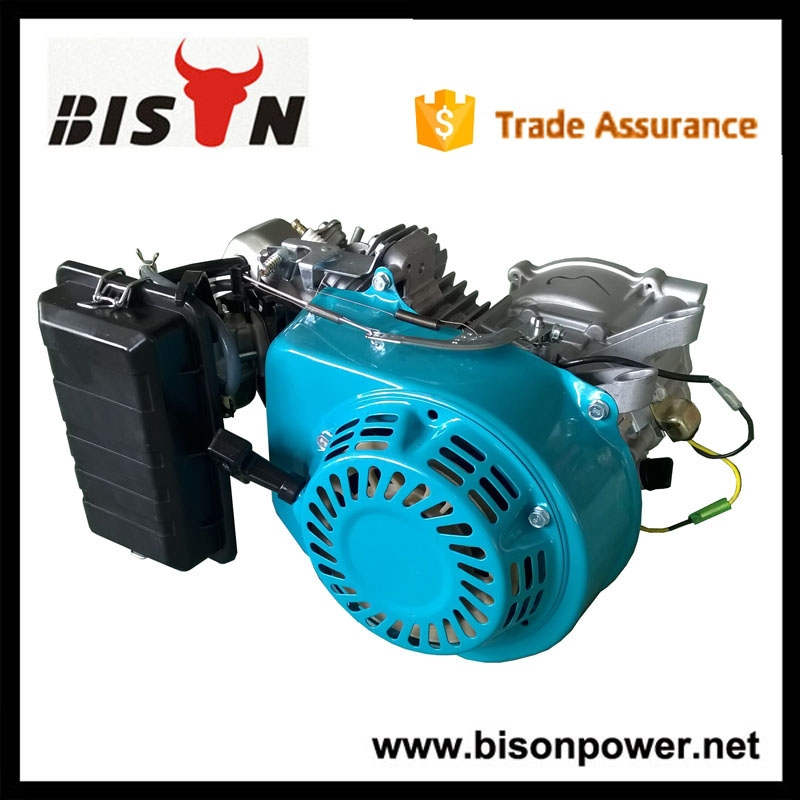 BISON CHINA TaiZhou Air Cooled 9hp OHV Gasoline 250cc 4 Storke Engine