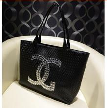 2016 Fashion vintage ladies Handbag PU leather Large Top shopping handbags women Shoulder Bag messenger bags totes women bag