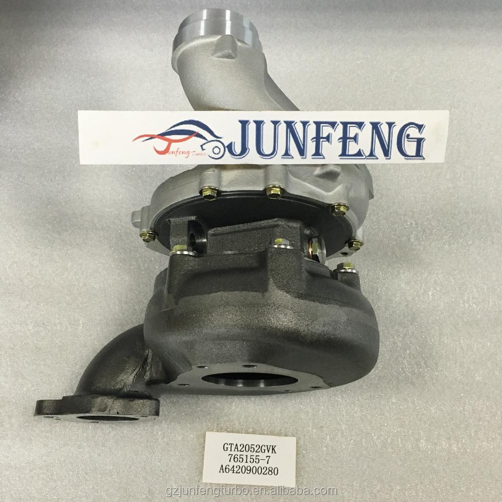 Om642 Engine Brand-new Turbo 765155-5007s 743507-0009 743507-5009s ...