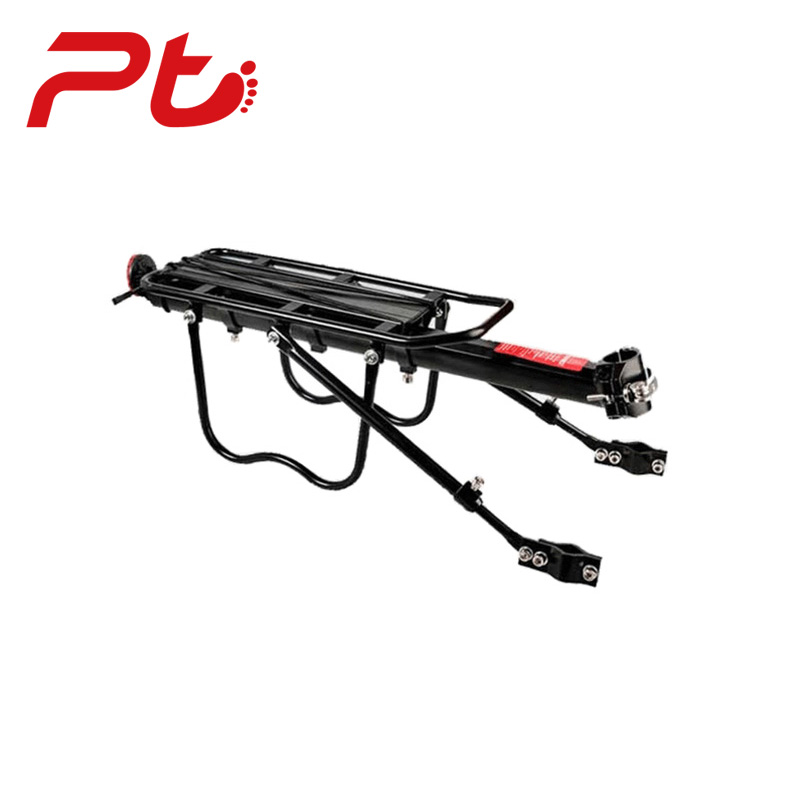Bicycle Travelling Luggage Carrier Quick Release Alloy Rear Luggage Rack