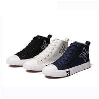 AIBIXI China Low Price Wholesale Top Quality Female Lace-Up Casual Shoes