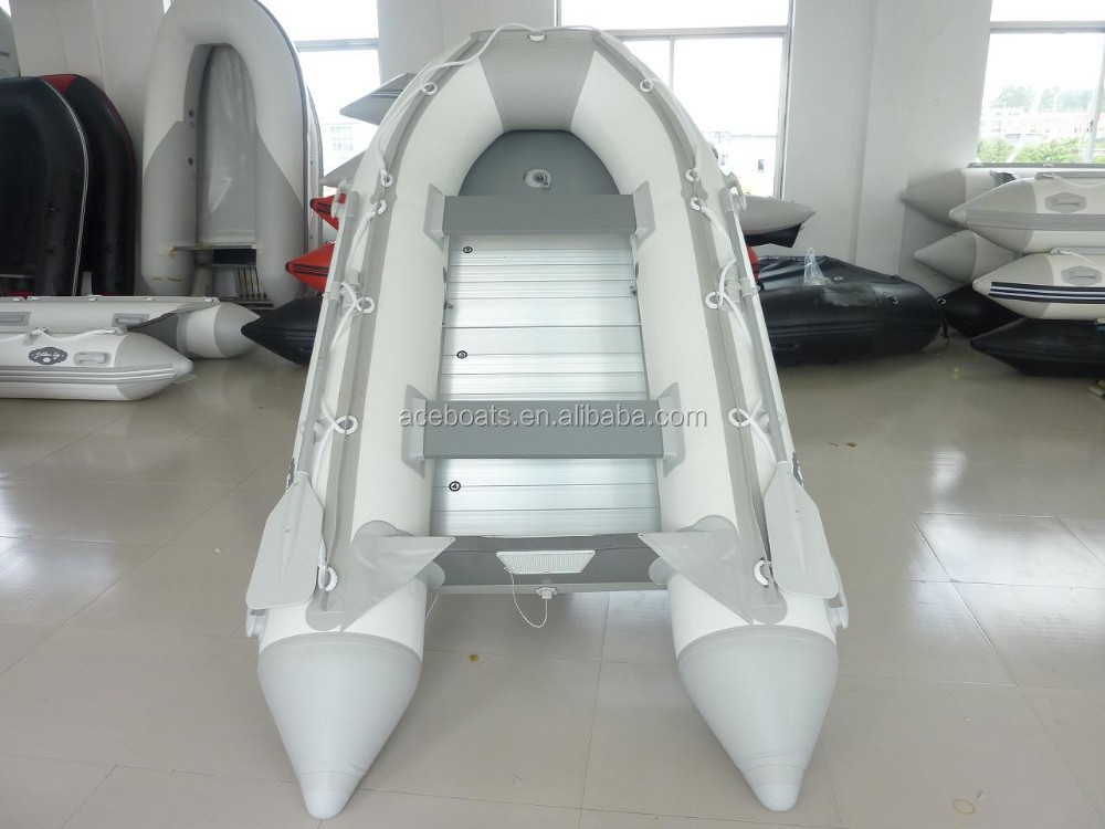 3.6m ASD-360 Inflatable boat for Sale Weihai ACE Boat Aluminum floor