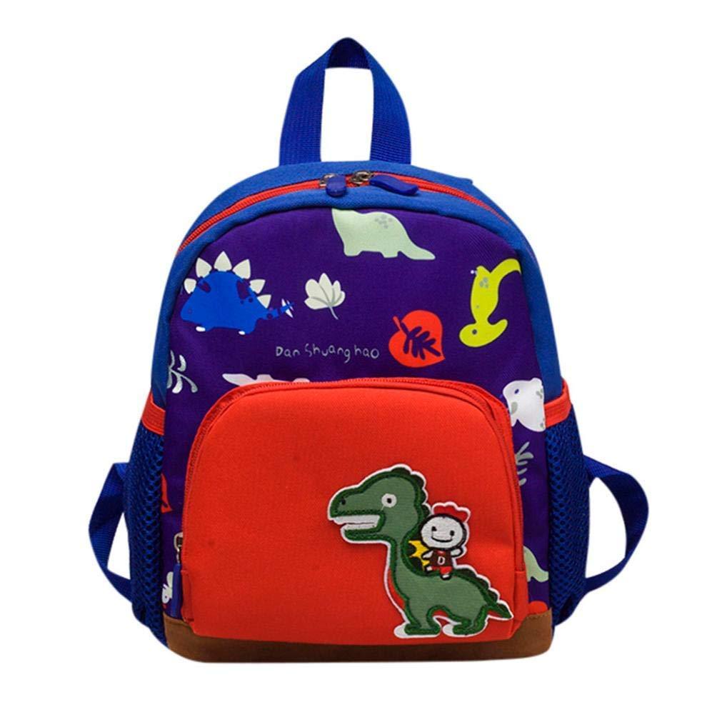 11fe79f8e892 Buy Outsta Kids Dinosaur Pattern Backpack