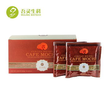 Multi Kinds Natural Herbal Extract Plus Linzhig Ganoderma Coffee Reishi Instant Coffee for Sale