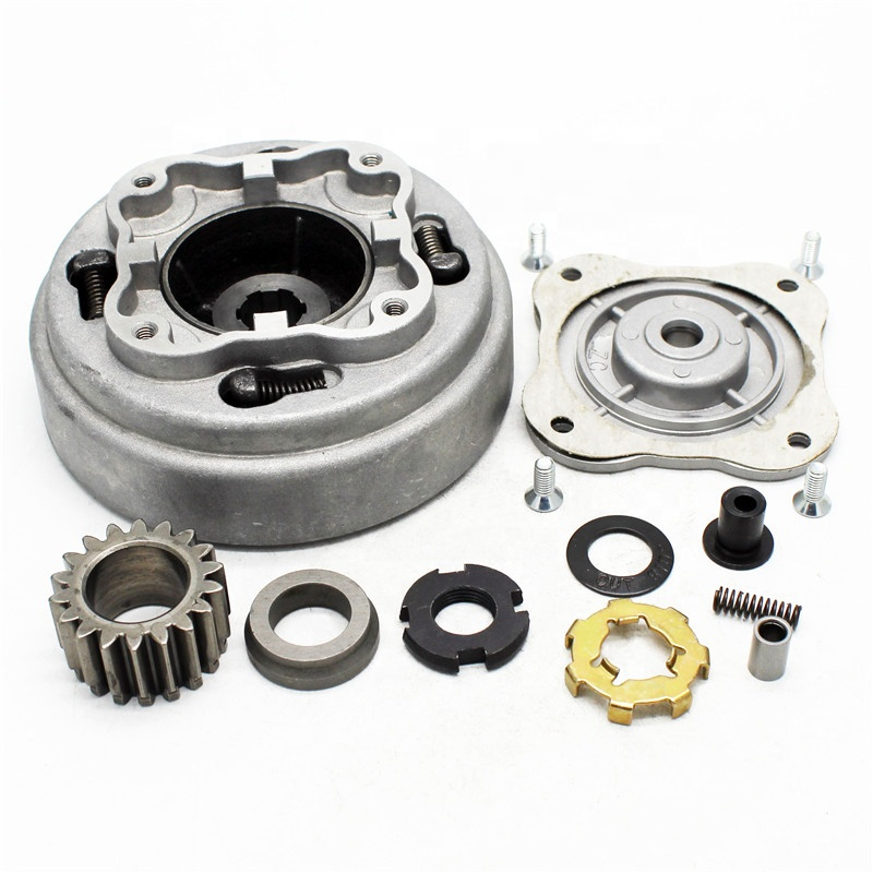Strict 17t 17 Teeth Semi Automatic Clutch Assy For 50cc 90cc 110cc 125cc Atv Quad Pit Dirt Bike Parts Atv,rv,boat & Other Vehicle