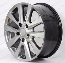 Replica wheels Toyota alloy wheels China alloy wheel manufacturing plant