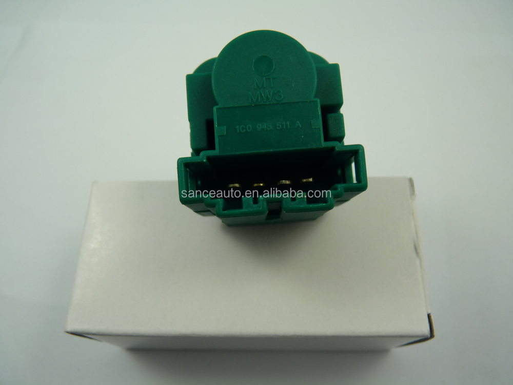 1C0 945 511A BRAKE STOP LIGHT SWITCH 6Q0945511Fit VW PASSAT AUDI A4 A6 RS6 S6 S4