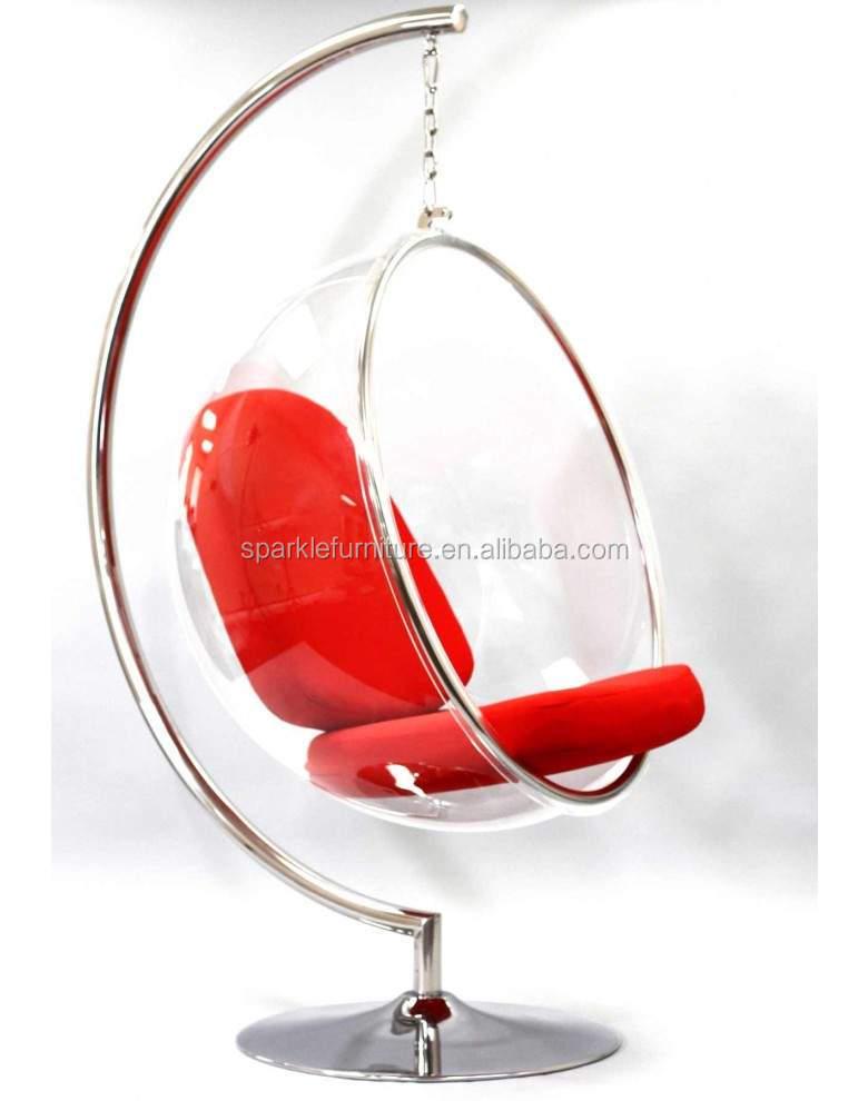 triumph acrylic hanging bubble chair clear ball chair retro design chair