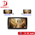 DS-X10D 10.1inch car headrest dvd player monitor with andrroid and capacitive touch screen