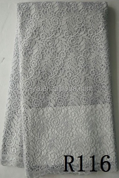 High quality african guipure lace, french net lace, african dry lace fabric