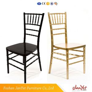 factory direct folding stacking ballroom chiavari chair