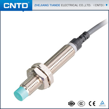 Cntd Brand Npn/no 2m Cable Connection Inductive Proximity Sensor Non ...