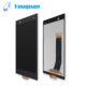 low price china mobile phone lcd for sony xperia z lcd touch panel
