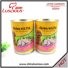 Chicken with Fish(375) best canned dog food for older dogs