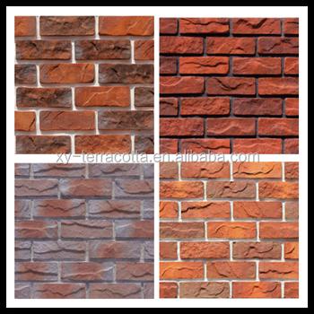 Split Tiles Series Brick White