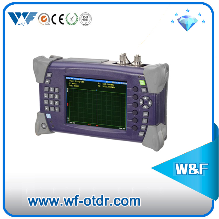 RY-3303A Fiber Ranger 1310nm 15/16dB (40-50km) OTDR hot selling in Indonesia