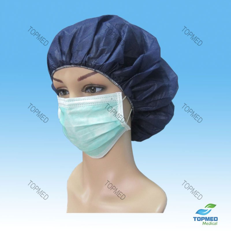 Top item with physical inactivation antimicrobial technique for nurse / surgeon / doctor against ebola face mask