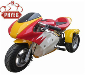 kids 3 wheel pocket bike electric mini motorcycles in tricycles
