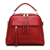 W71539G 2015 new design leather handbags ladies 2015 messenger bags china wholesale