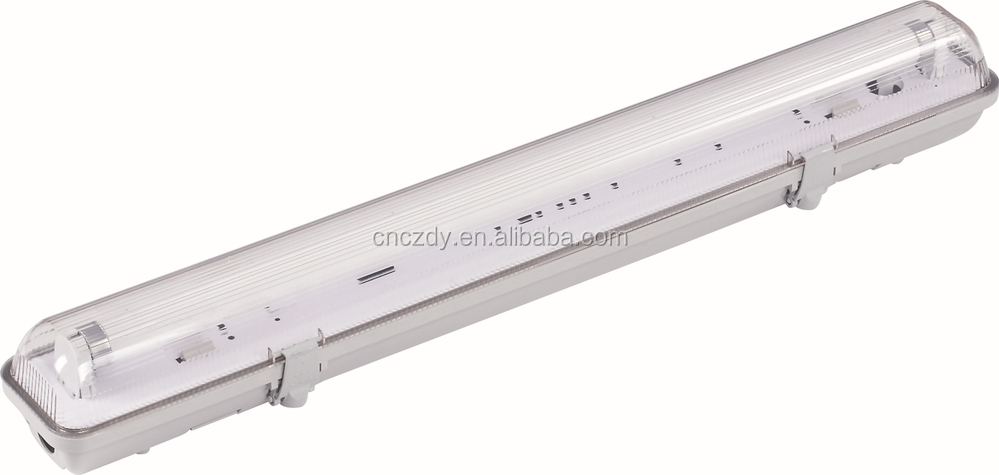 3 years warranty LED lamp waterproof light Good sale T8 t5 fluorescent light fixture