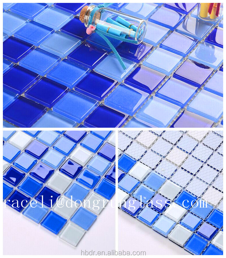 Chinese building supplier colored mix mosaic <strong>tile</strong> / floor <strong>tiles</strong> standard size mosaic