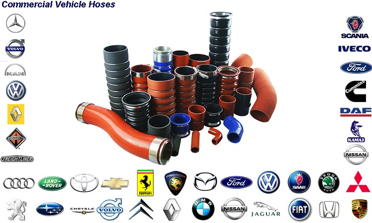 EPDM hose for OEM NO 504208322