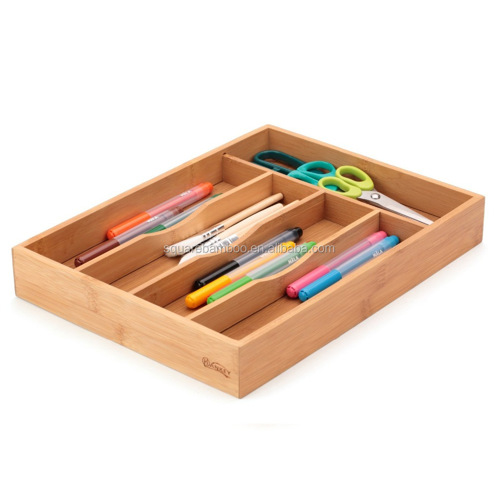 Uncategorized Pencil Drawer Organizer bamboo drawer organizer suppliers and manufacturers at alibaba com