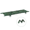 ST67041 Emergency Canvas Folding Military Stretcher