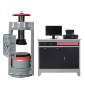 YAW-2000B concrete compression testing machine Support customization