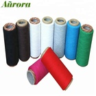 NE4S-NE30S recycled cotton polyester OE colored blended regenerated knitting yarn for weaving