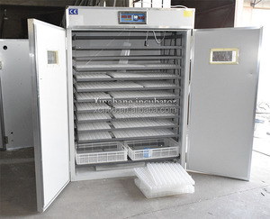 2640 eggs incubator/poulty husbandry equipment/hatcher machine