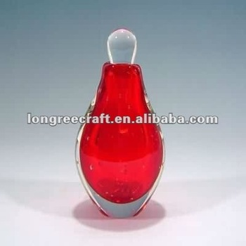Decorative Art Colored Glass Perfume Bottles Buy Colored Glass Gorgeous Perfume Bottles Decorative Arts