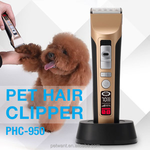 5-Speed Professional Pet Grooming Clippers Hair Trimmer For Dog