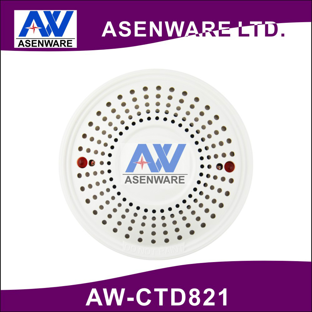 hotel using conventional fire alarm gas detector