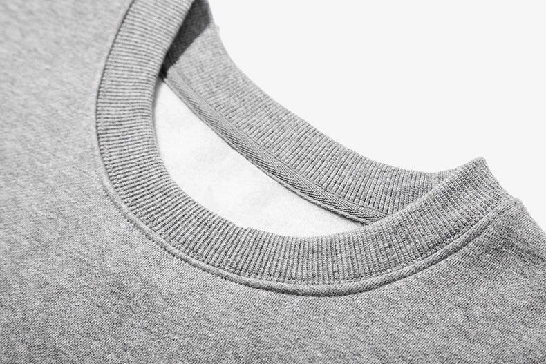 OEM Chinelle broderie Pull Oversize Sweat